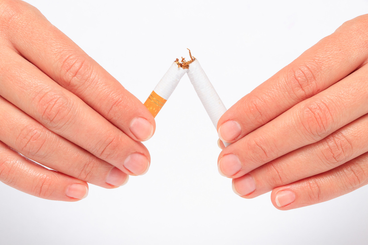 WHO supports people quitting tobacco to reduce their risk of severe COVID-19